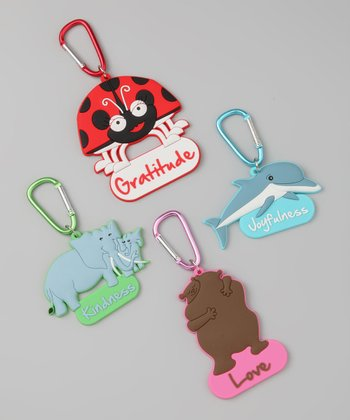 Ladybug Backpack Pals Set