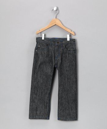 New Gray Jeans - Toddler & Boys