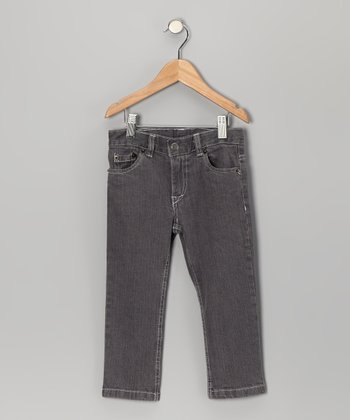Gray Jeans - Infant & Toddler