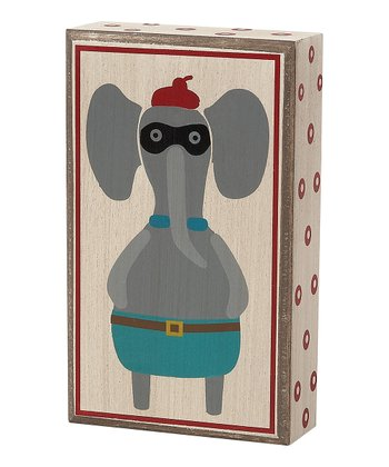 Elephant Box Sign