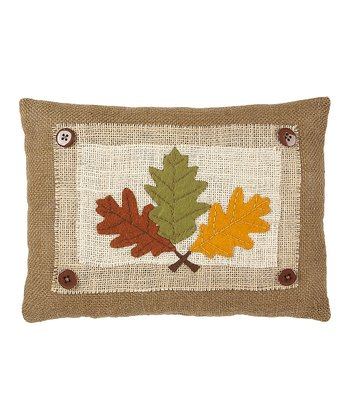 Festival of Leaves Pillow