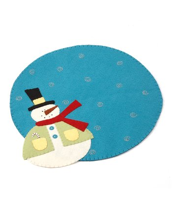 Aqua Merry & Bright Place Mat