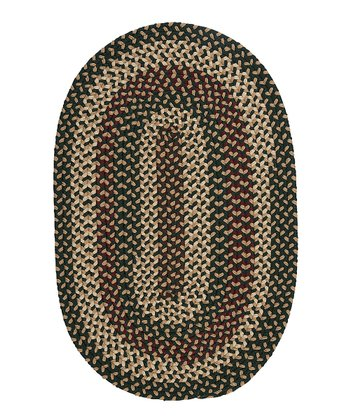 Winter Green Brook Farm Rug