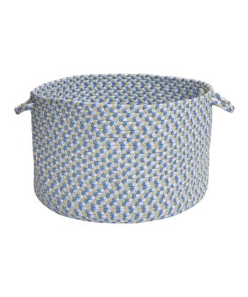 Color Burst Blueberry Pie Utility Basket