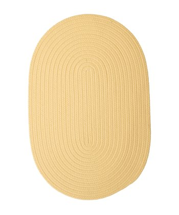 Pale Banana Boca Raton Indoor/Outdoor Rug