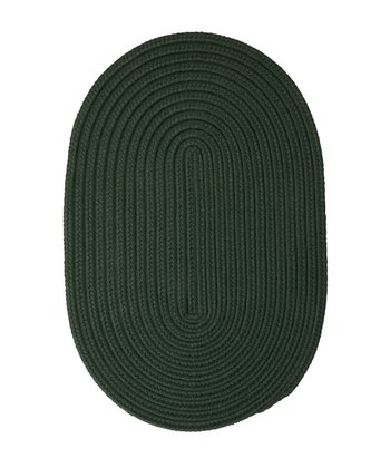 Dark Green Boca Raton Indoor/Outdoor Rug