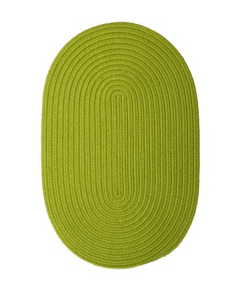 Bright Green Boca Raton Indoor/Outdoor Rug
