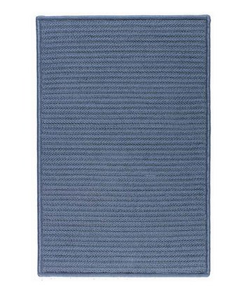Lake Blue Simply Home Indoor/Outdoor Rug