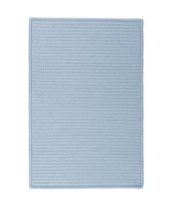 Federal Blue Simply Home Indoor/Outdoor Rug