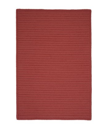 Terracotta Simply Home Indoor/Outdoor Rug