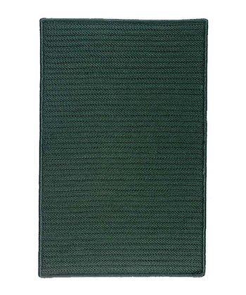 Myrtle Green Simply Home Indoor/Outdoor Rug