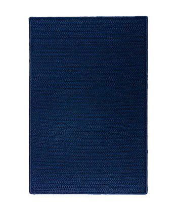 Navy Simply Home Indoor/Outdoor Rug