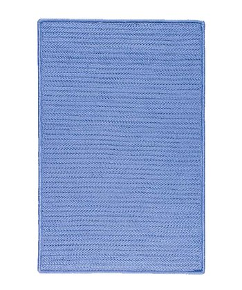 Blue Ice Simply Home Indoor/Outdoor Rug
