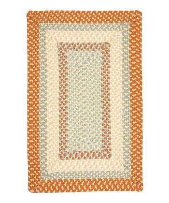 Tangerine Montego Indoor/Outdoor Rug