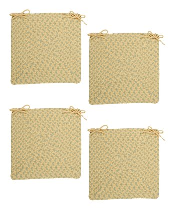 Sundance Montego Chair Pad - Set of Four