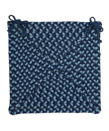 Blue Burst Montego Chair Pad