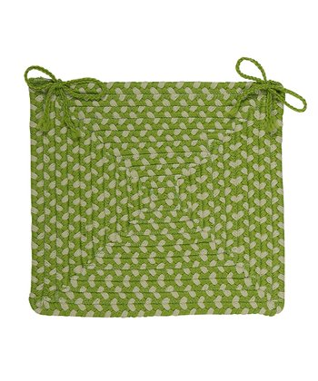 Lime Twist Montego Chair Pad