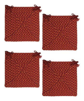 Bonfire Montego Chair Pad - Set of Four