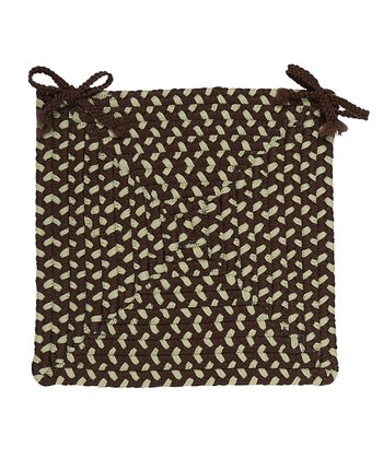 Bright Brown Montego Chair Pad