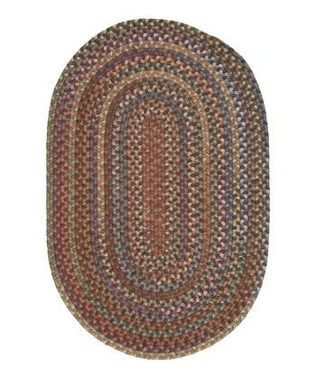 Dusk Oak Harbor Wool Rug