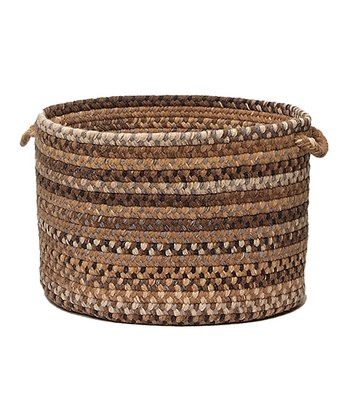 Cashew Oak Harbor Utility Basket