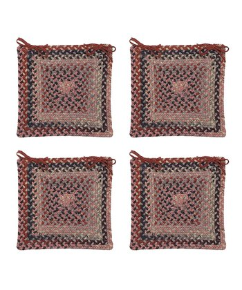 Stone Harbor Ridgevale Chair Pad - Set of Four