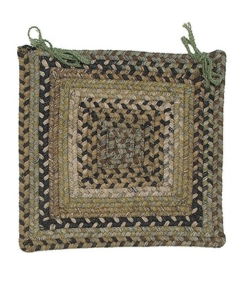 Grecian Green Ridgevale Chair Pad