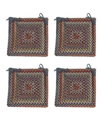 Classic Medley Ridgevale Chair Pad - Set of Four