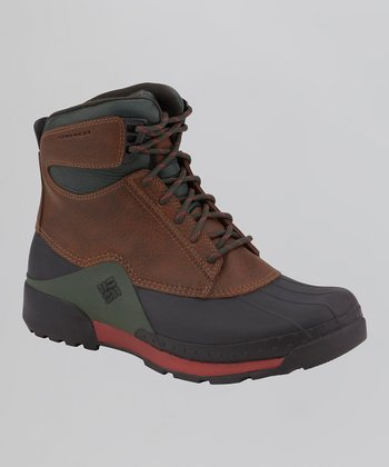 Nutmeg & Red Element Bugaboot Original Boot - Men