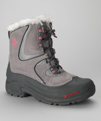 Light Gray & Afterglow Snowpack Boot
