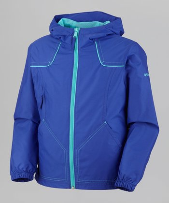 Clematis Blue Wind Racer Jacket - Toddler