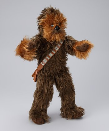 Chewbacca Posable Plush Toy