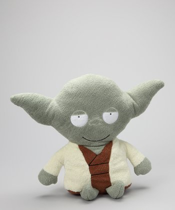 Yoda Large Footzeez Plush Toy