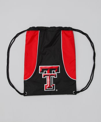 Texas Tech Red Raiders Axis Drawstring Backpack