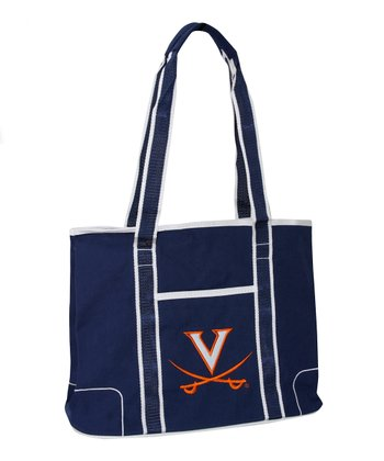 Virginia Cavaliers Hampton Tote