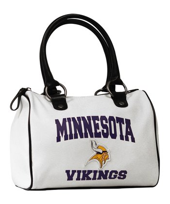 Purple Minnesota Vikings Cheer Purse