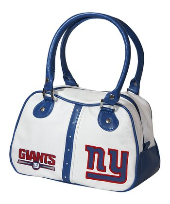 White New York Giants Ethel Purse