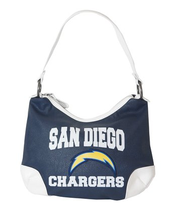 Navy San Diego Chargers Huddle Purse
