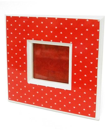 Concepts Polka-Hearts Picture Frame