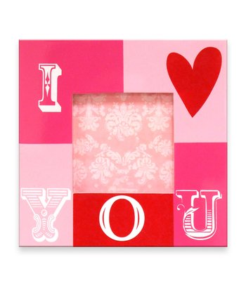 Concepts I Love You Picture Frame