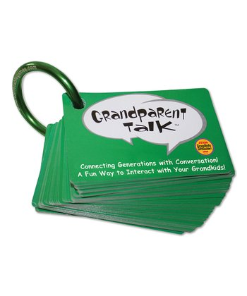 Grandparent Talk Card Game