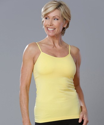 Lemon Seamless Camisole - Women