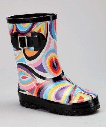 Corky's Footwear Teardrop Baby Doll Rain Boot