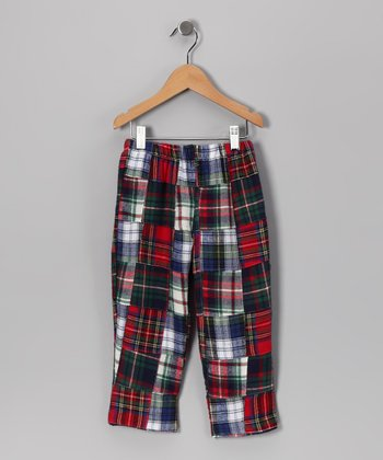 Patchwork Pants - Infant & Boys