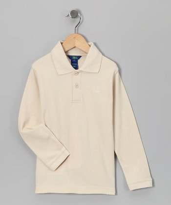 Ivory Polo - Infant, Toddler & Boys