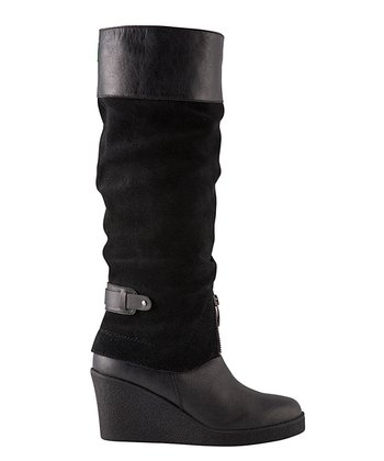 Black Mirage Boot