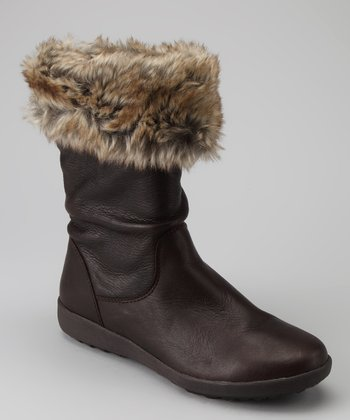 Dark Brown Vinny Boot
