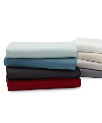 Sateen Organic Fitted Sheet