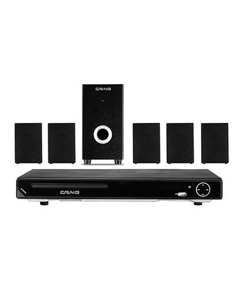 5.1 Channel DVD Player Home Theater System