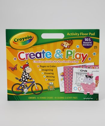 Create & Play Activity Floor Pad